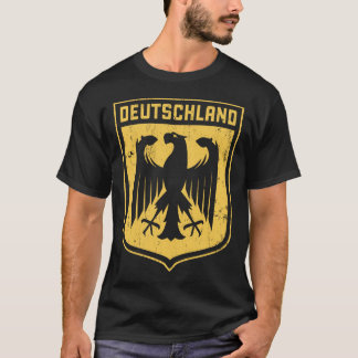 Deutschland Eagle -  German Coat of Arms T-Shirt