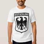 Deutschland Eagle -  Germany Coat of Arms Tee Shirt