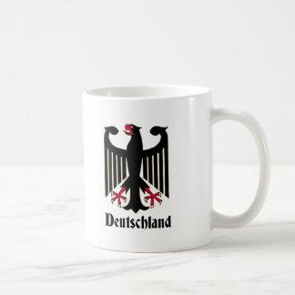 Deutschland Eagle Coffee Mug