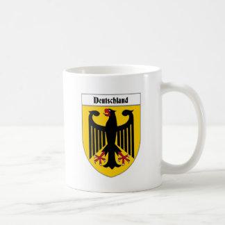 Deutschland Eagle Shield Coffee Mug