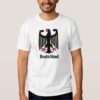 Deutschland Eagle T Shirt