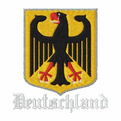 Deutschland Embroidered Sweatshirt
