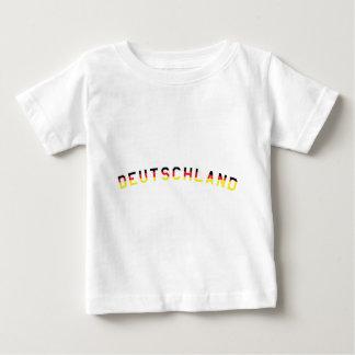 Deutschland Farben icon Baby T-Shirt