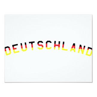 Deutschland Farben icon Card