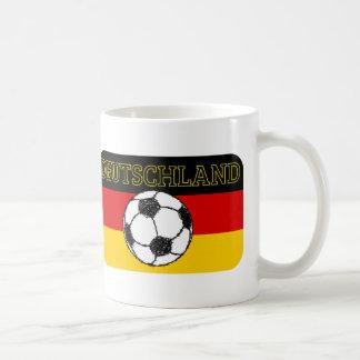 DEUTSCHLAND FLAG | FOOTBALL COFFEE MUGS