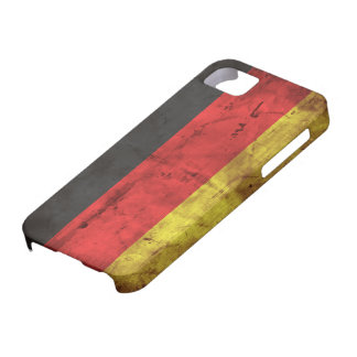 Deutschland Flagge iPhone 5 Covers