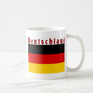 Deutschland Flagge Coffee Mug
