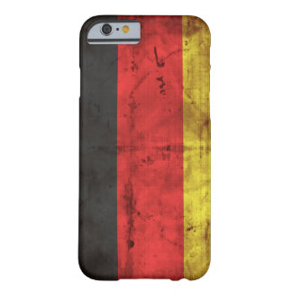 Deutschland Flagge Funda Para iPhone 6 Barely There