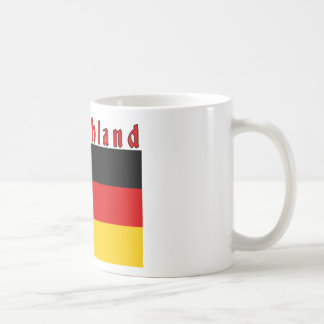 Deutschland Flagge Coffee Mugs