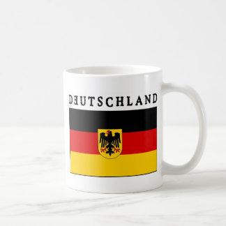 Deutschland Flagge Mug