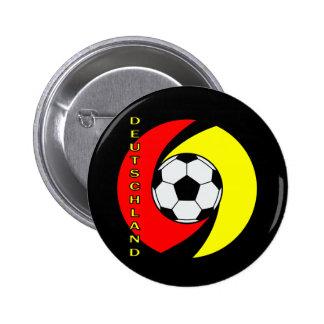 deutschland Fussball 2010 Button