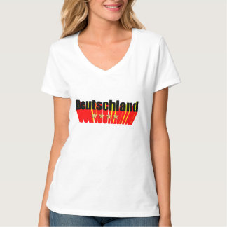 Deutschland Fussball Camisas