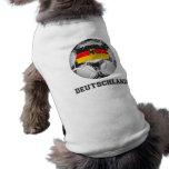 Deutschland Fußball / Dog T Shirt
