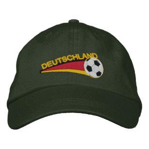 6db70d3b9e5 Deutschland fussball embroidered cap