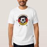 Deutschland Fussball Flagge Vier Sterne Shirts