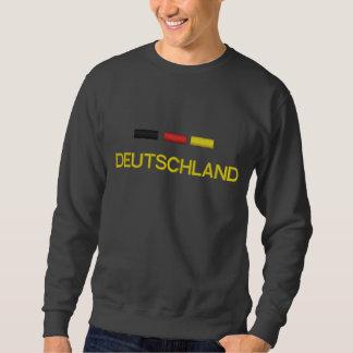Deutschland Fussball Sweatshirt
