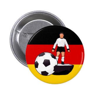 Deutschland Fussball Table soccer design Pin