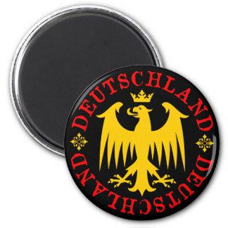 Deutschland German Eagle Emblem Magnet