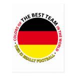 Deutschland-Germany-Alemania Art Shield Postal