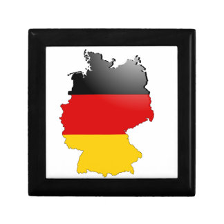 Deutschland (Germany) and Flag Gift Box