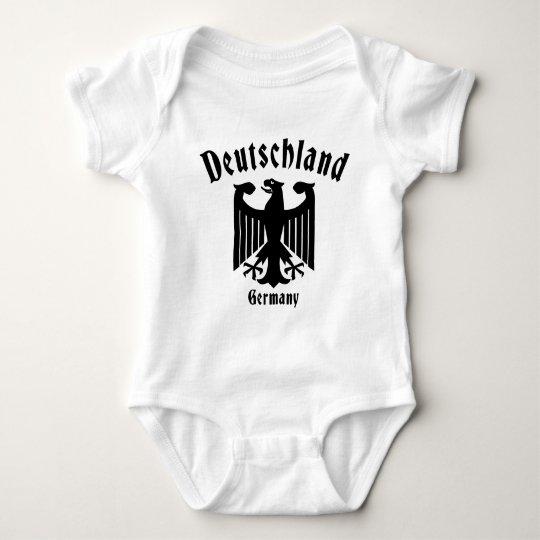 DEUTSCHLAND GERMANY BABY BODYSUIT