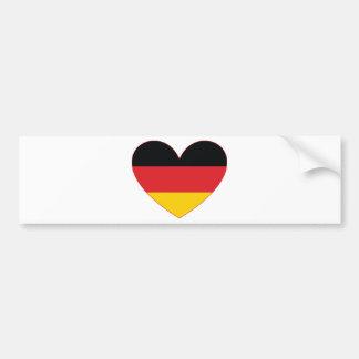 Deutschland / Germany Bumper Sticker