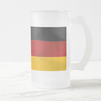 Deutschland Germany Bundesflagge Flag Coffee Mug