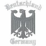 Deutschland Germany Embroidered Sweatshirt