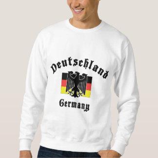 Deutschland Germany Flag Sweatshirt