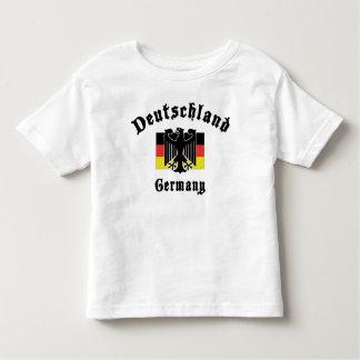 Deutschland Germany Flag Toddler T-shirt