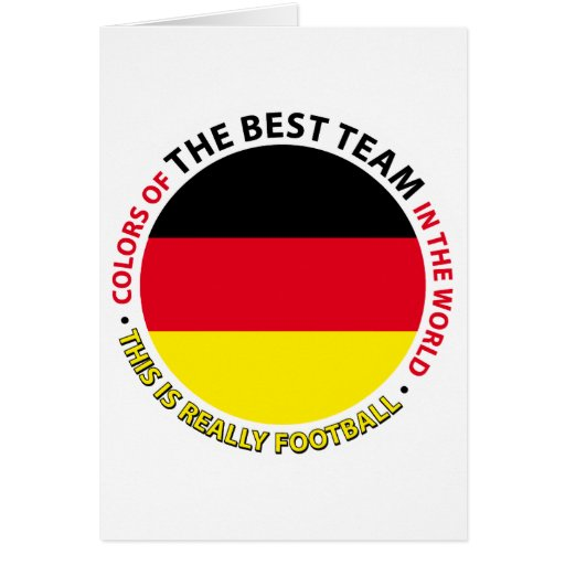 Deutschland-Germany-Germany Art Shield Card