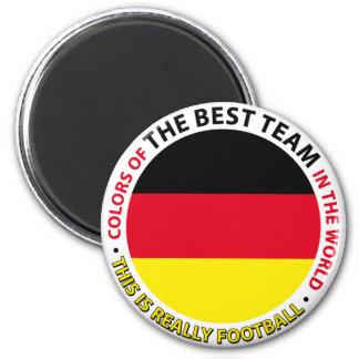 Deutschland-Germany-Germany Art Shield Magnet