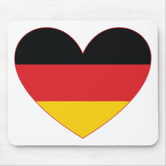Deutschland / Germany Mouse Pad