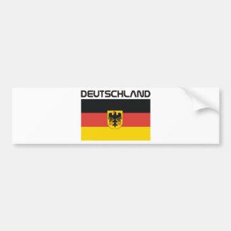 Deutschland & Germany Products and Designs! Bumper Sticker