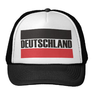 Deutschland & Germany Products and Designs! Trucker Hat