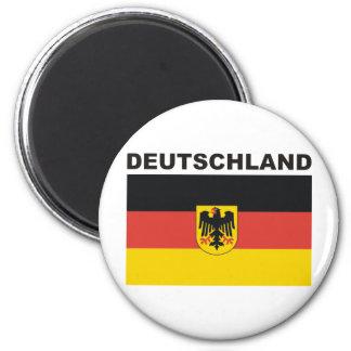 Deutschland Germany Products & Designs! 2 Inch Round Magnet