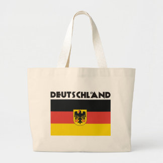 Deutschland Germany Products & Designs! Large Tote Bag