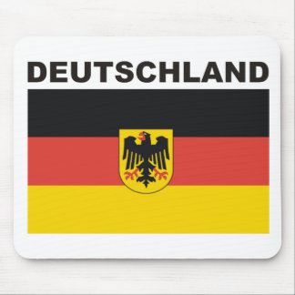 Deutschland Germany Products & Designs! Mouse Pad