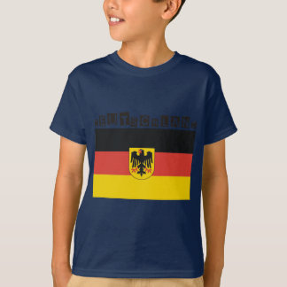 Deutschland Germany Products & Designs! T-Shirt