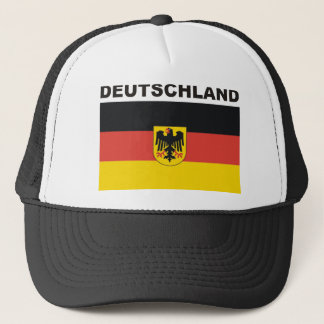 Deutschland Germany Products & Designs! Trucker Hat