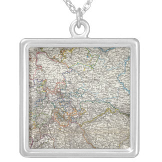 Deutschland - Germany Silver Plated Necklace