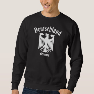 DEUTSCHLAND GERMANY SWEATSHIRT