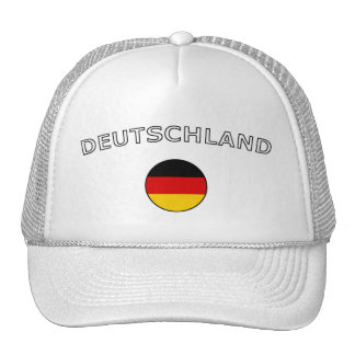 Deutschland Gorras De Camionero