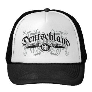Deutschland Mesh Hats