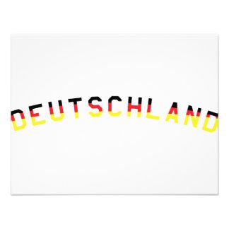 Deutschland icon custom announcements
