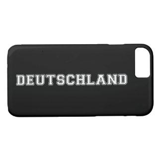Deutschland iPhone 8/7 Case