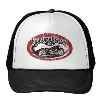 Deutschland Motowear Trucker Hat