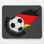 deutschland mouse pad