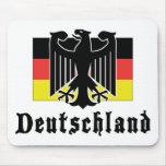 Deutschland Mouse Pads