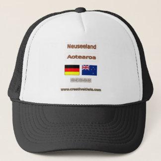 Deutschland, Neuseeland Trucker Hat